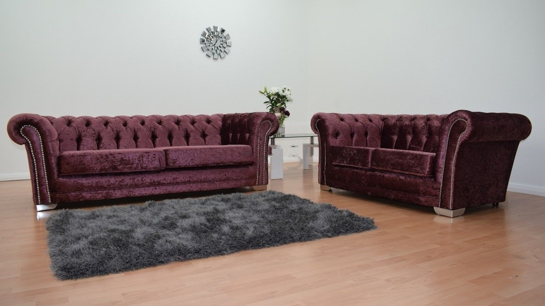 Cambridge Chesterfield Hi 5 Home Furniture