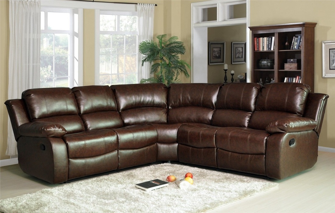 THE PREMIUM LUXURY LEATHER MIAMI CORNER RECLINER SOFA & Miami leather corner - HI 5 HOME FURNITURE islam-shia.org
