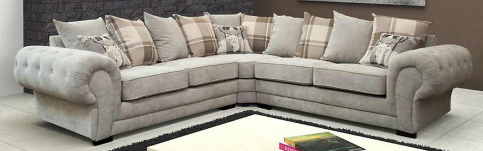 Leather Corner Sofas for Sale UK | Hi5 Home Furniture - HI 5 HOME ...