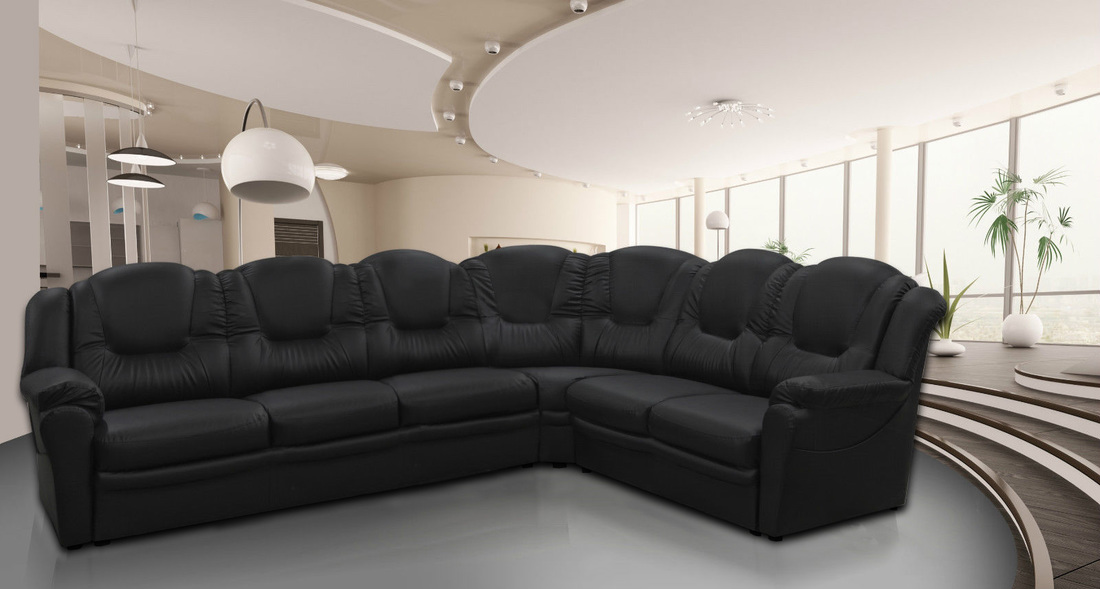Holly corner sofa - HI 5 HOME FURNITURE