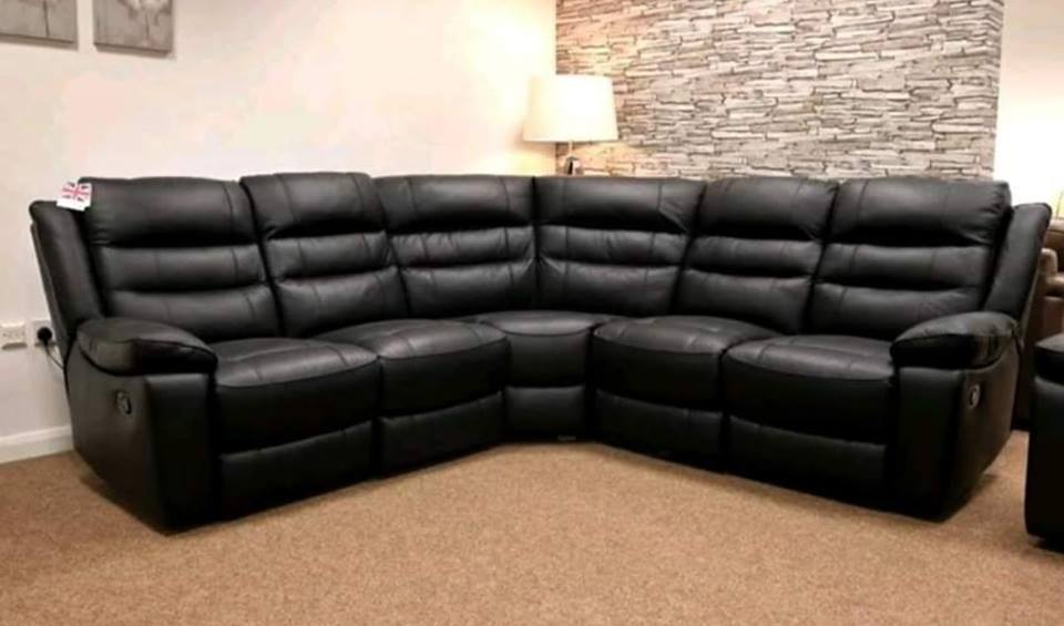 low priced 8d1d3 0d576 Titan corner sofa - HI 5 HOME FURNITURE