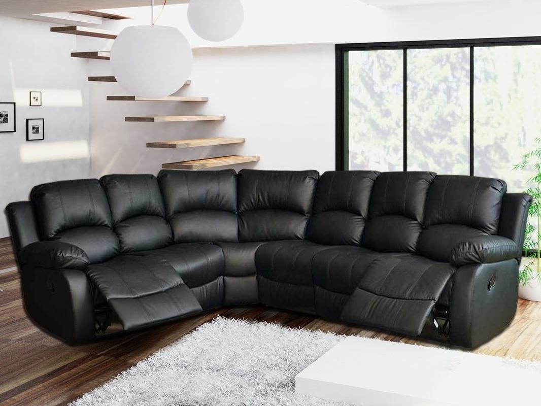Luxury Leather Recliner Sofas Www Energywarden Net